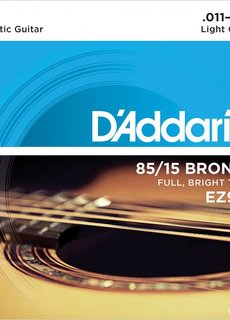 D'Addario D'Addario EZ910 Bronze 11-52 Light