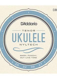 D'Addario D'Addario EJ88T Nyltech Tenor Ukulele Strings