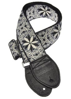 Souldier Straps Souldier Strap Dresden Star Black White Taupe