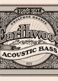 Ernie Ball Ernie Ball Earthwood 2070 45-95