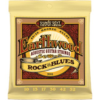 Ernie Ball Ernie Ball Earthwood 2008 10-52