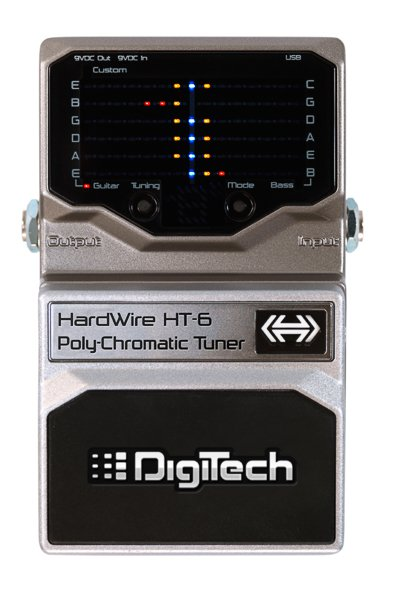 Hardwire Hardwire HT-6 Polyphonic Tuner