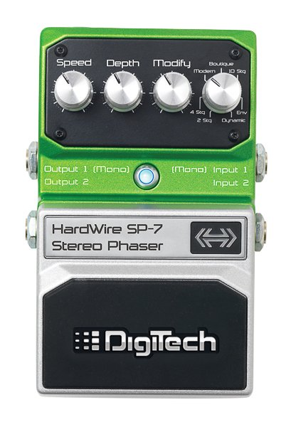 Hardwire Hardwire SP-7 Stereo Phaser