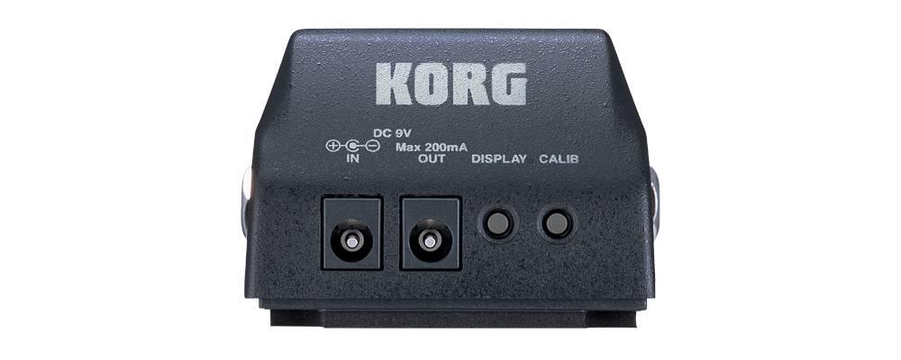 Korg Korg Pitchblack Stage Tuner PB-1