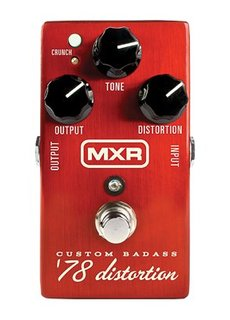 MXR SALE MXR Custom Badass '78 Distortion M78