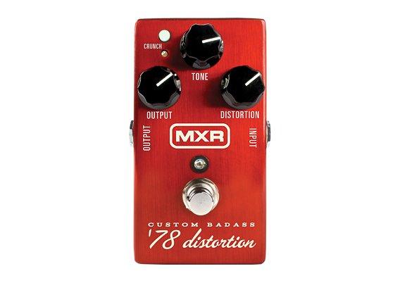 MXR SALE MXR Custom Badass '78 Distortion M78