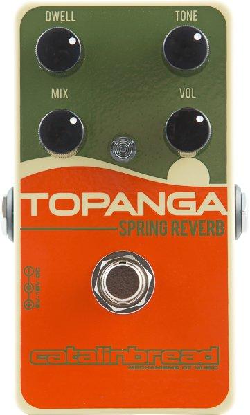 Catalinbread Catalinbread Topanga '60s Spring Reverb