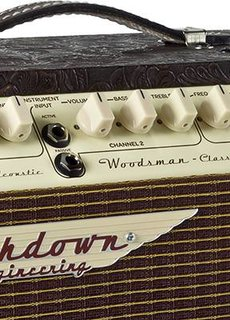 Ashdown Ashdown Woodsman Classic 40W 2-Channel Acoustic Amp