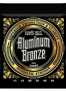 Ernie Ball Ernie Ball Aluminium Bronze Light 11-52 2568