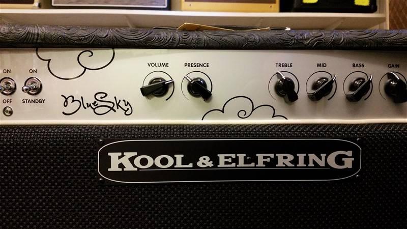 Kool & Elfring Kool & Elfring Blue Sky Combo