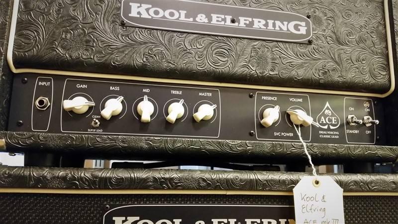 Kool & Elfring Kool & Elfring 1x12 Cabinet Creamback Open Back
