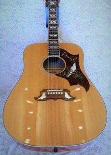 Gibson Gibson Custom Shop Dove w/L.R. Baggs