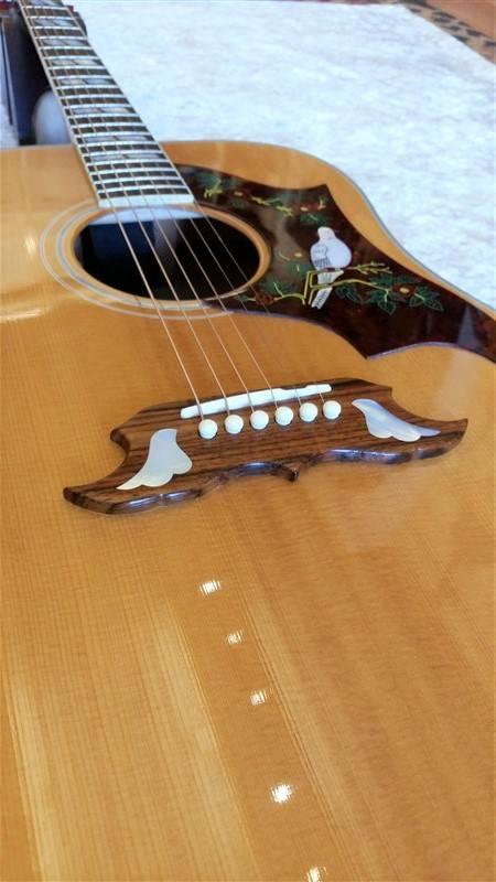 Gibson Gibson Custom Shop Dove