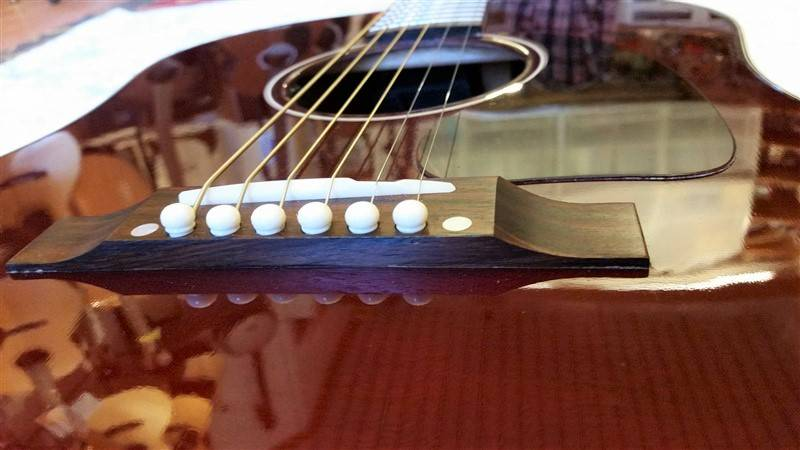 Gibson Gibson J-45 Custom Shop Wine Red