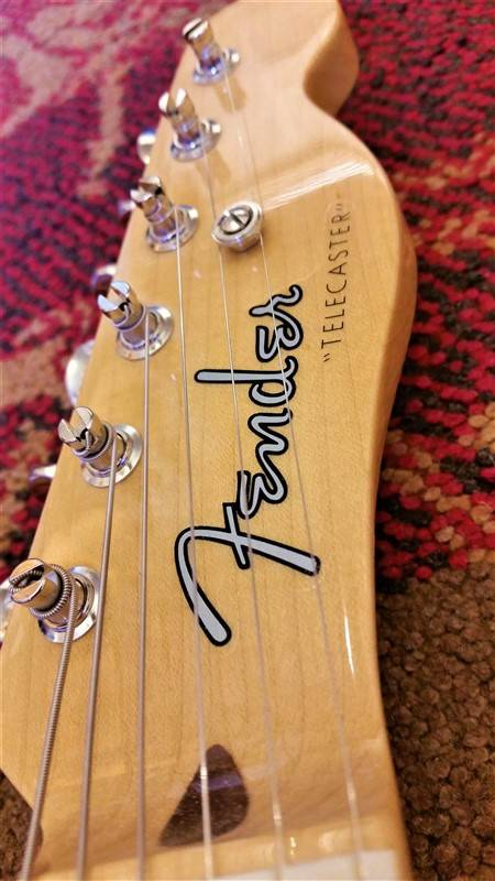 Fender Fender American Vintage '52 Telecaster BSB