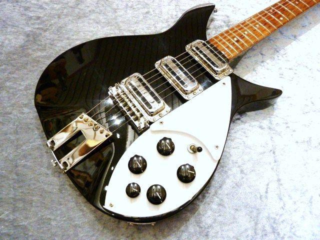 Rickenbacker 2008 Rickenbacker 350V63 Liverpool Lennon/Harrison