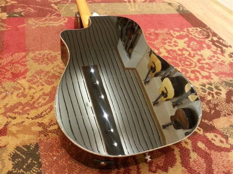 Fender Fender Sonoran SCE Black