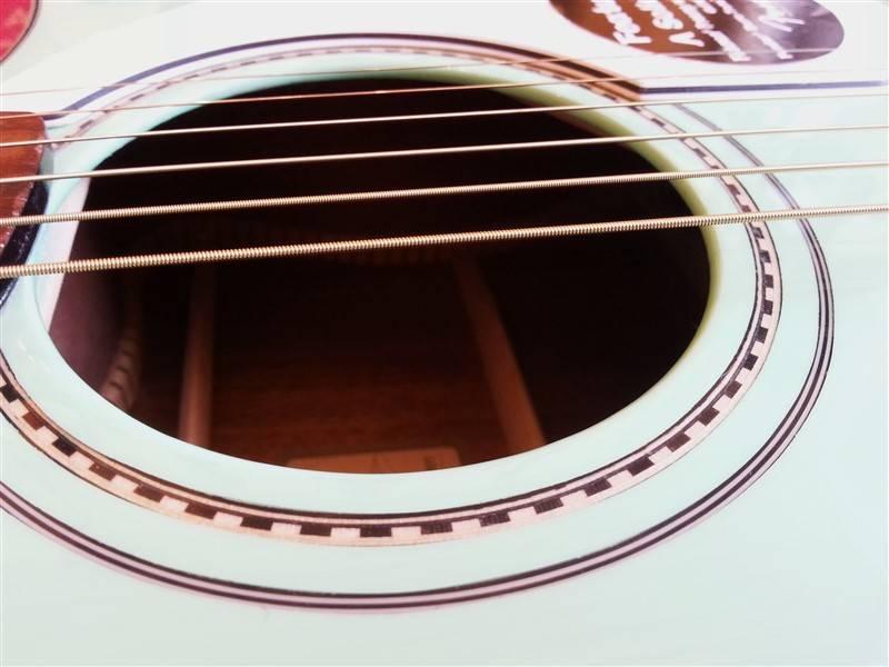 Fender Fender Sonoran SCE Seafoam Green