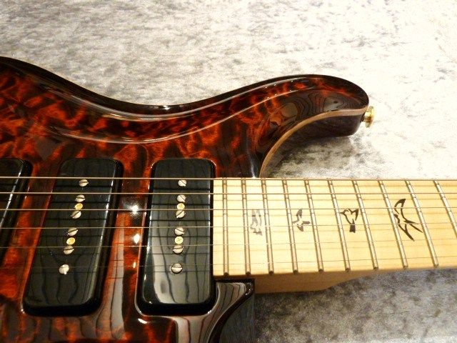 PRS PRS Paul Reed Smith Custom Soapbar 3
