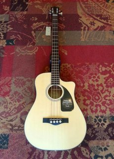 Fender Fender CB100 CE Acoustic Bass w/Fishman