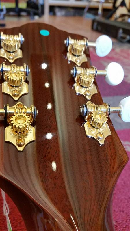 Guild Guild GSR F-20 Cocobolo Limited Edition