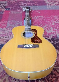 Guild Guild F-2512E  Maple Jumbo 12-string