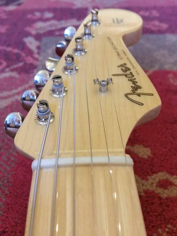Fender Fender American Vintage '59 Stratocaster Sunburst MN