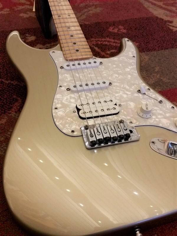 Fender 1996 Fender Custom Shop John Suhr Super Strat
