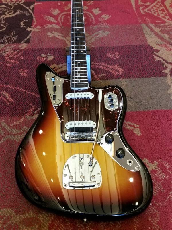 Fender Fender American Vintage '65 Jaguar Sunburst