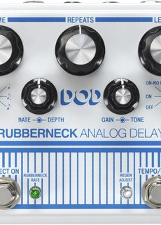 DOD DOD Rubberneck Analog Delay