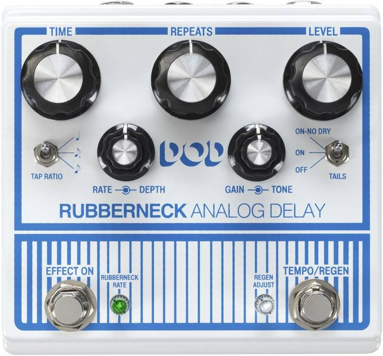 DOD DOD Rubberneck Analog Delay