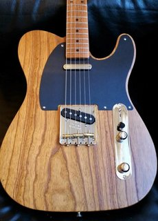 Fender Fender FSR Limited Edition '52 Tele Roasted Ash