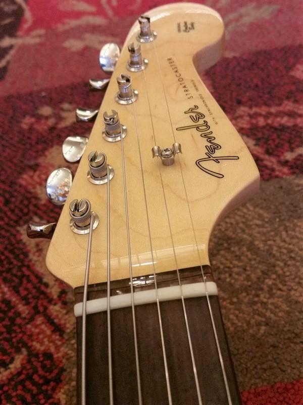 Fender Fender American Vintage '59 Stratocaster Sunburst RW