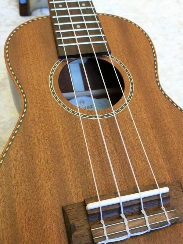 Moana Moana Concerto Ukulele CK 150 DX