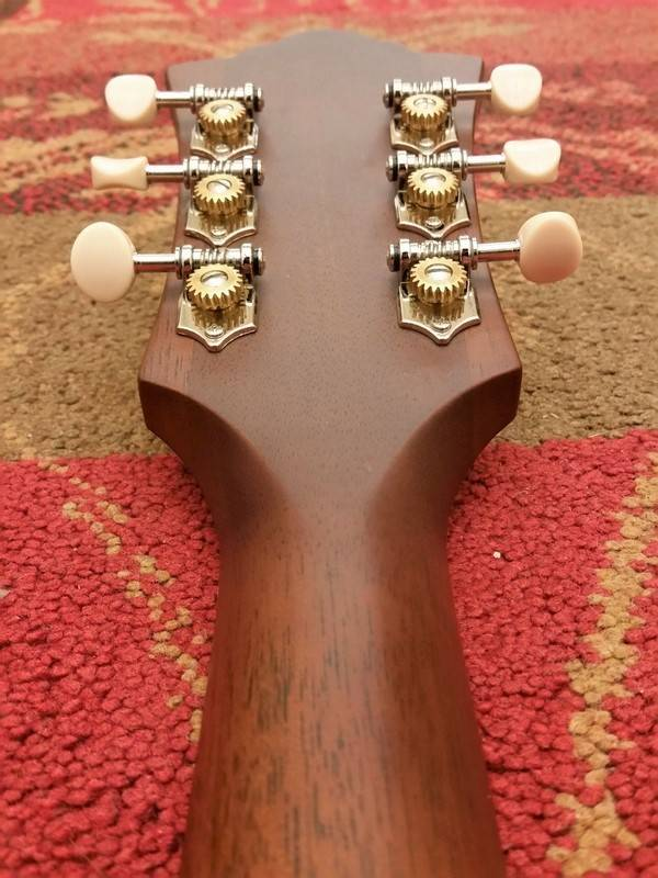 Guild Guild USA D-40 Naturel Dreadnought w/Case