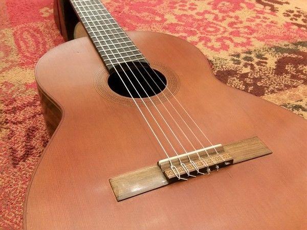 Salvador Ibanez Salvador Ibanez Classical Guitar