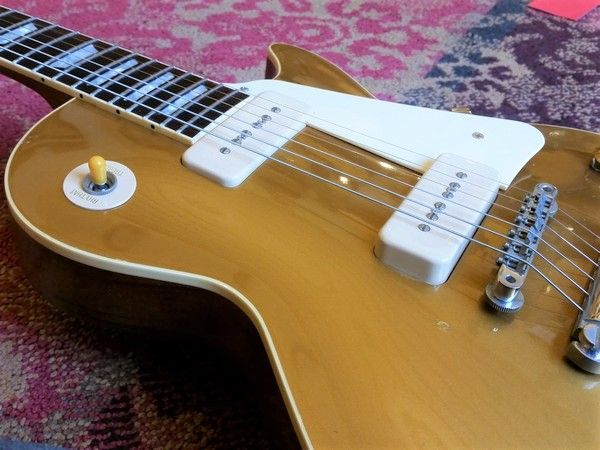 Gibson 1999 Gibson Les Paul '56 Goldtop Historic Collection