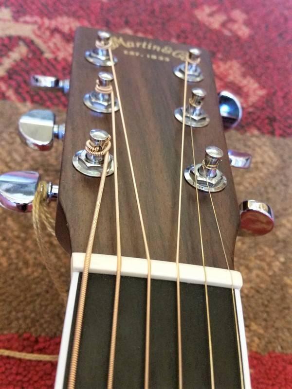 C. F. Martin & Co. Martin M-36 Standard Series 0000-model