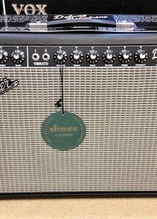 Fender '65 Deluxe Reverb Blackface Reissue