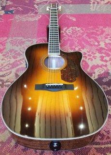 Fender Fender PM-4CE Auditorium Limited Sunburst