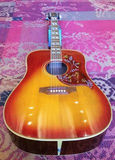 Gibson 1970 Gibson Hummingbird (All Original)