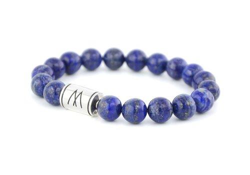 Prestige Blue Bracelet - Silver Lapis Lazuli