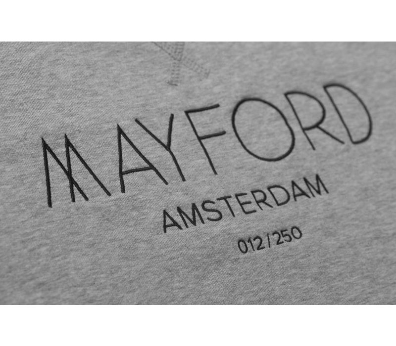 LIMITED EDITION SWEATER GREY (001/250)