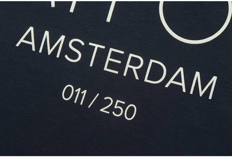 Limited Edition T-shirt Navy (001/250)