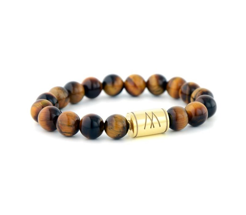 GRAND GOLD BROWN TIGER EYE