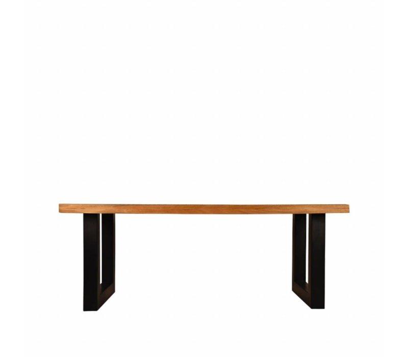 Eettafel Knokke 200x100x75 cm