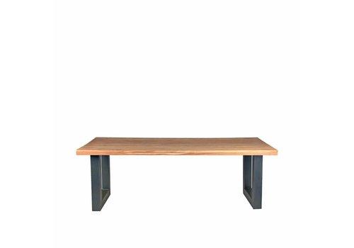 LABEL51 Eettafel Milaan 200x95x76 cm