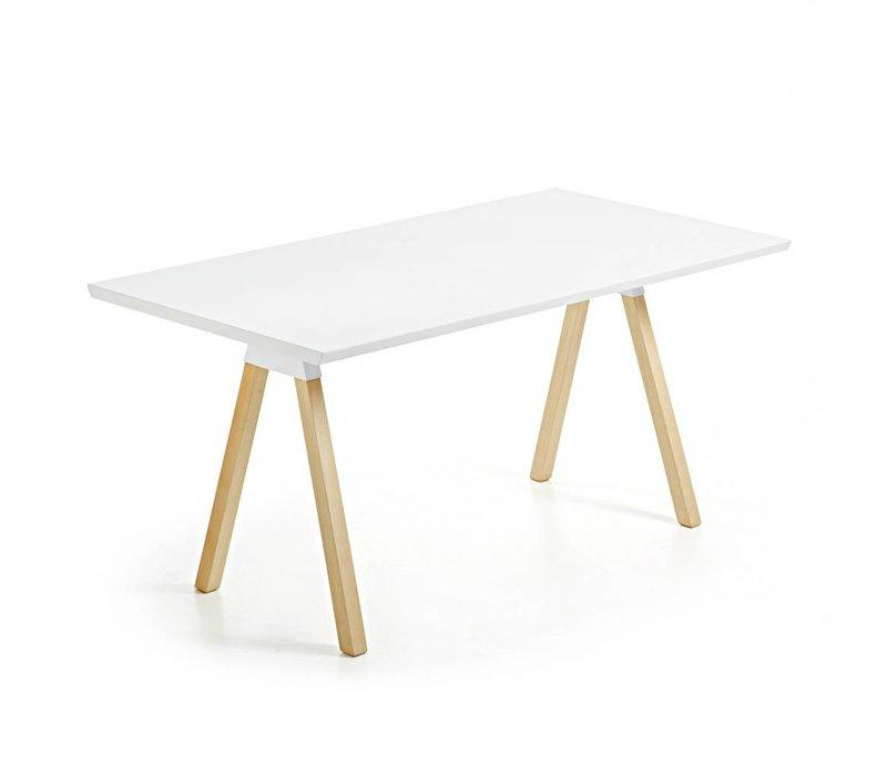 Stick Eetkamertafel 140×80 cm