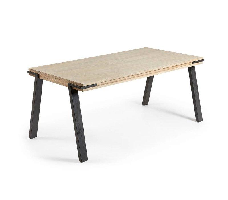 Disset Eetkamertafel 160x90 cm