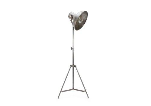 LABEL51 Industriële vloerlamp Factory Raw Iron